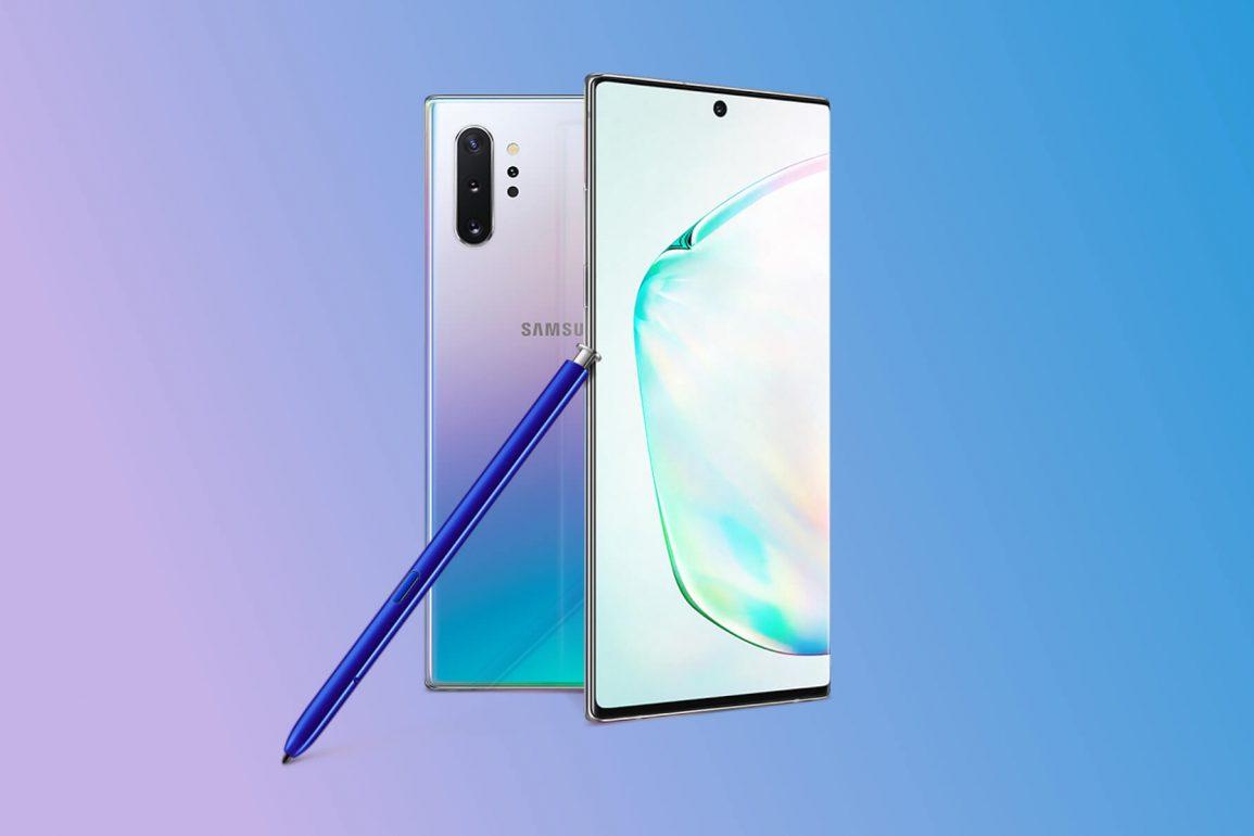 подробности о новых функциях Samsung Galaxy Note 10