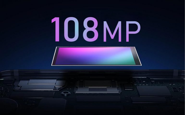 новый сенсор 108 Мп от Samsung и Xiaomi