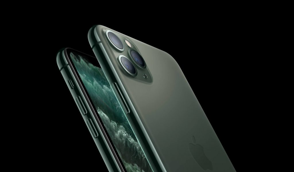 дизайн новых iPhone 11