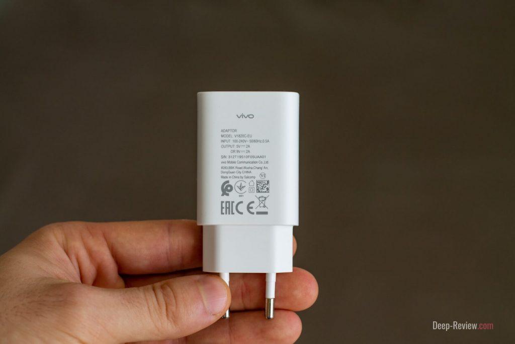 Зарядное устройство от Vivo V15 Pro
