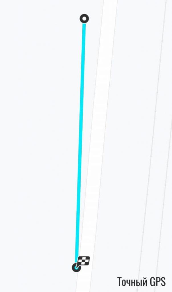 Точная работа GPS трекинга на Galaxy Watch Active 2
