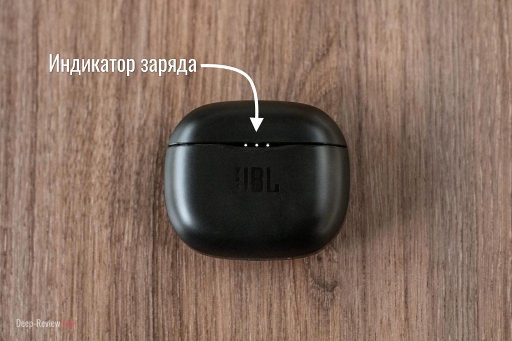 светодиодный индикатор наушников