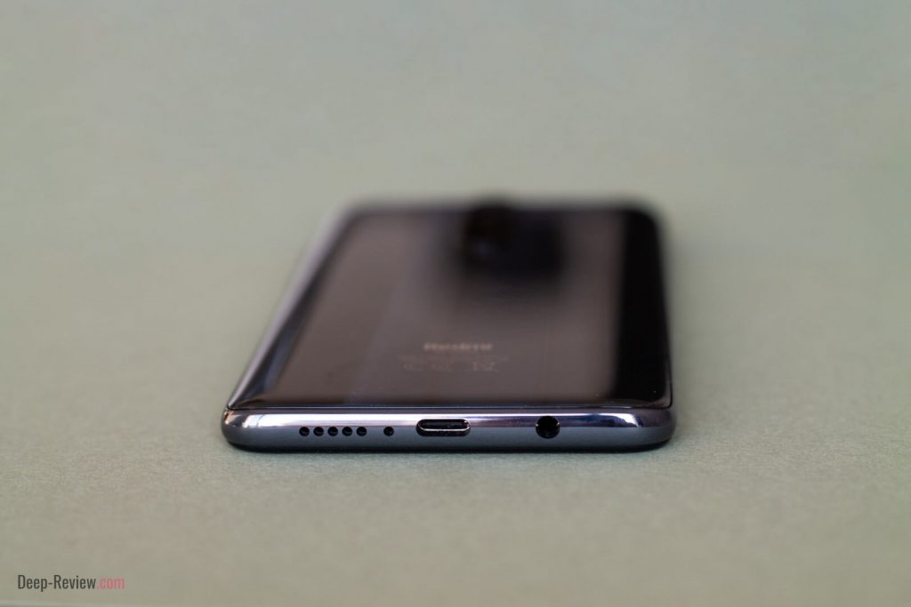 нижняя часть телефона