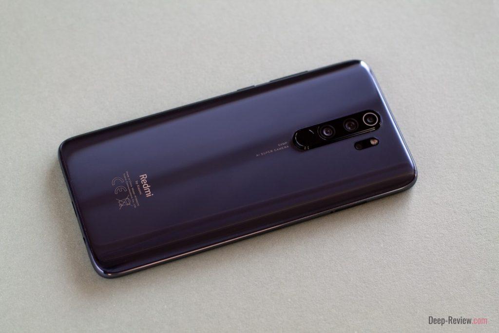 задняя панель Redmi Note 8 Pro
