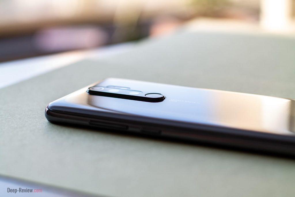 Камера Redmi Note 8 Pro выступает над корпусом