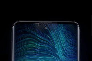 камера под экраном Xiaomi и Oppo
