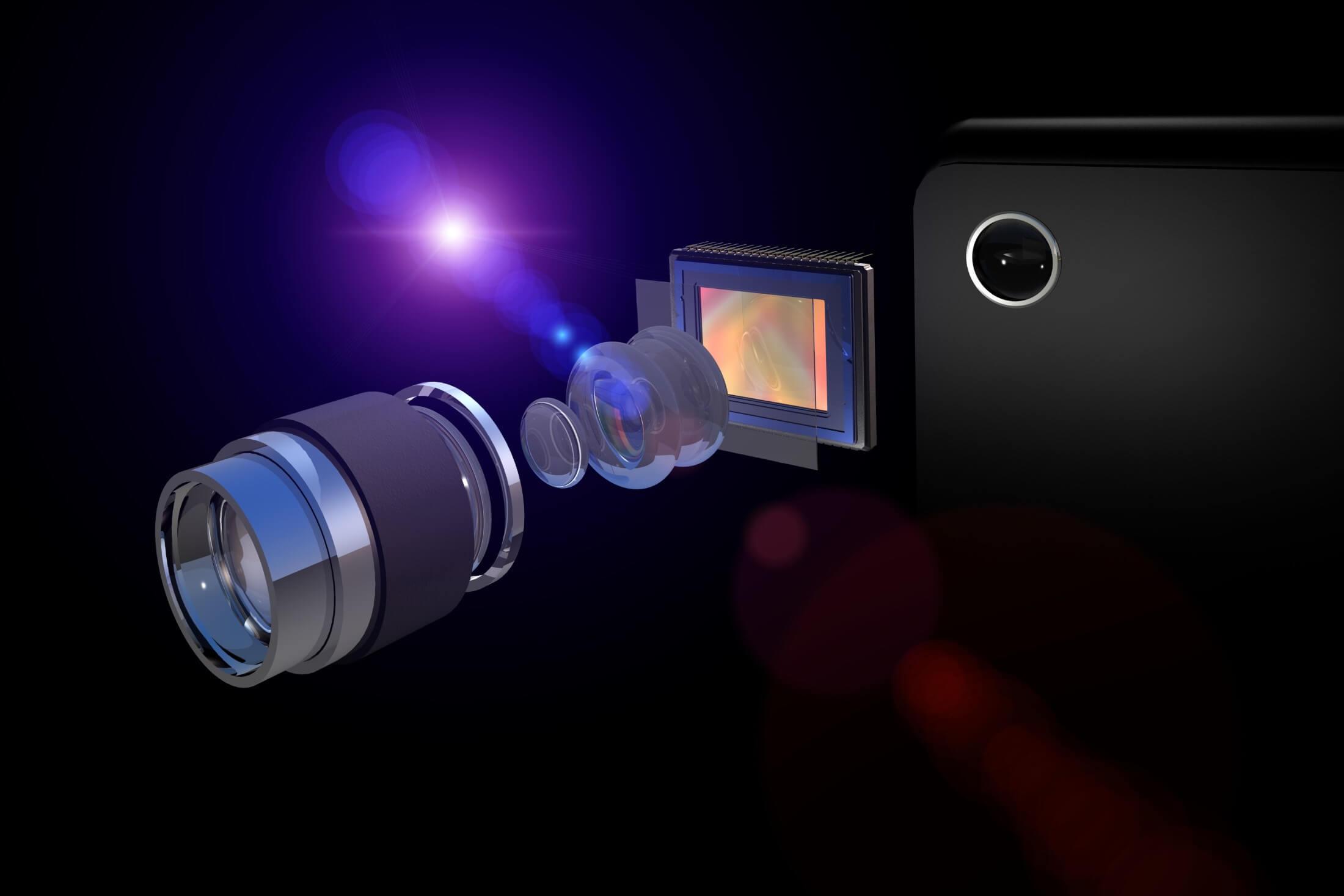 вычислительная фотография. как смартфон заменил фотоаппарат