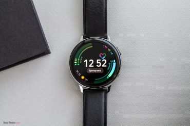 Samsung Galaxy Watch Active 2 как настроить?