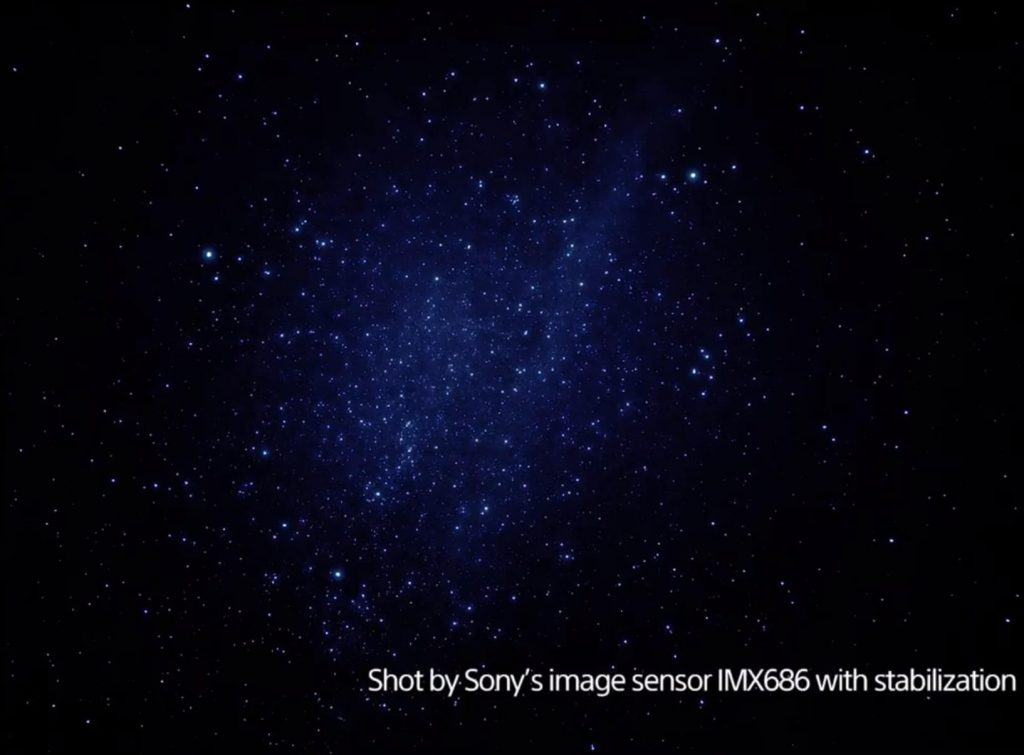 1 пример снимка на Sony IMX686