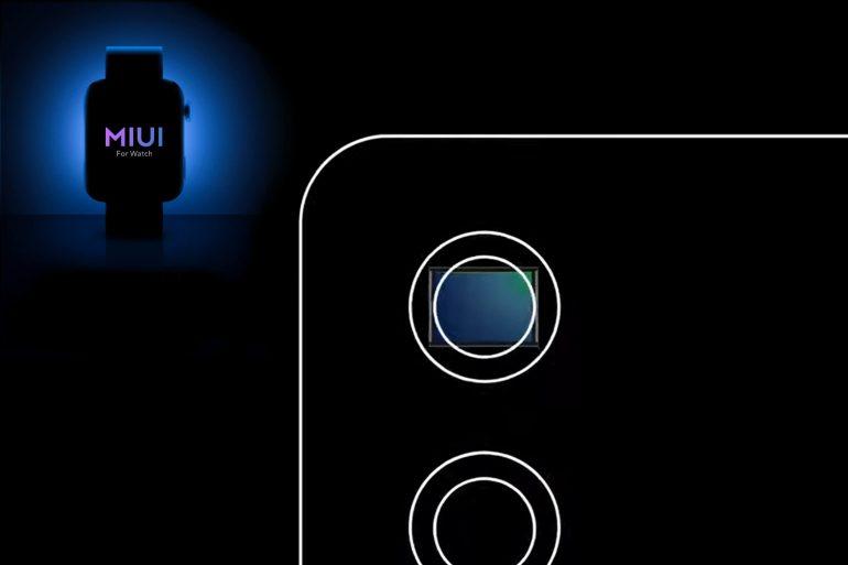 Xiaomi Mi Watch, Sony IMX686, Office Mobile