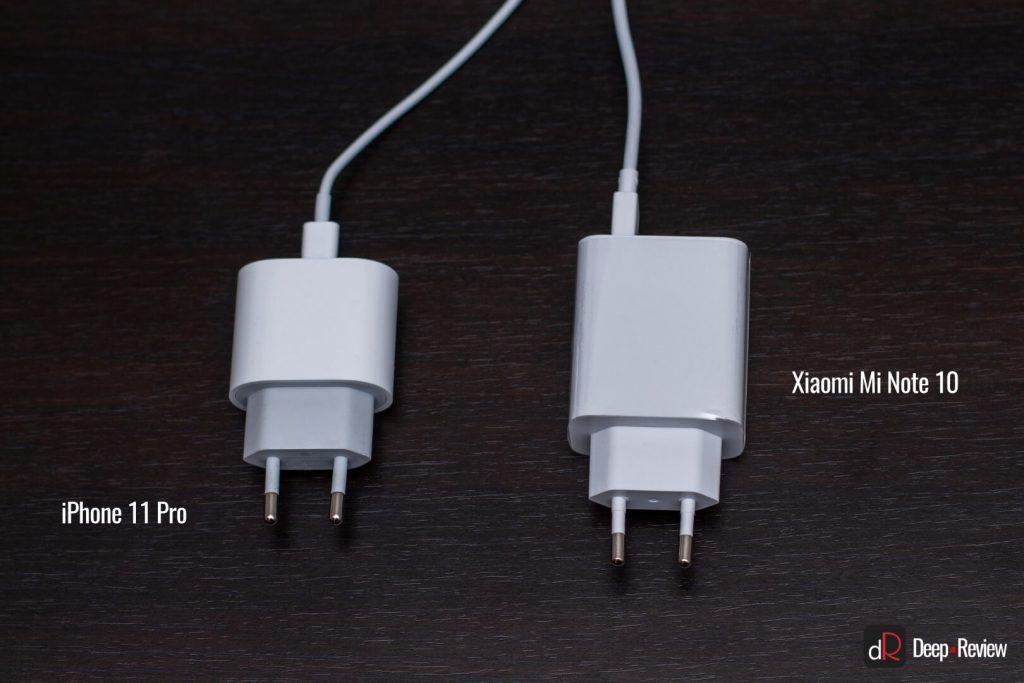 сравнение зарядных устройств