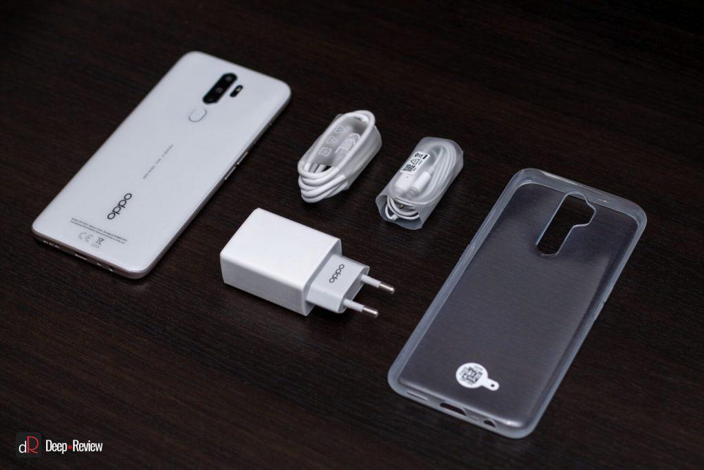 комплектация Oppo A5 2020