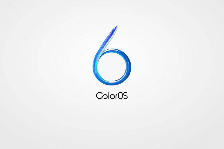coloros 6 логотип