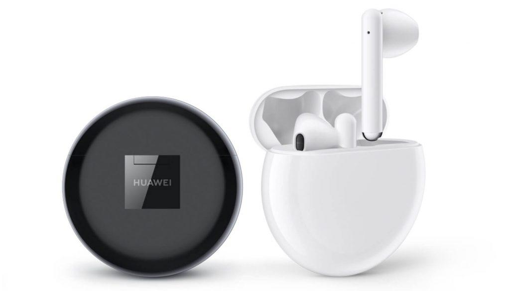 доступные цвета Huawei FreeBuds 3