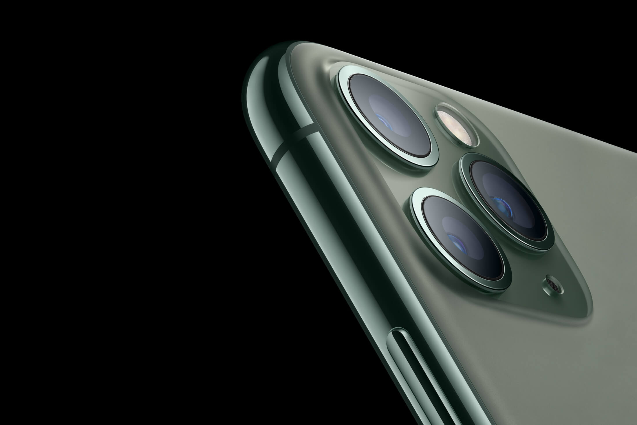 iphone 11 pro камера