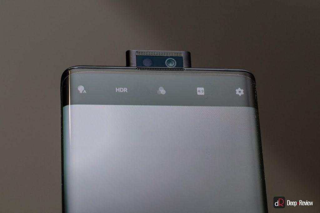 popup-камера на vivo nex 3