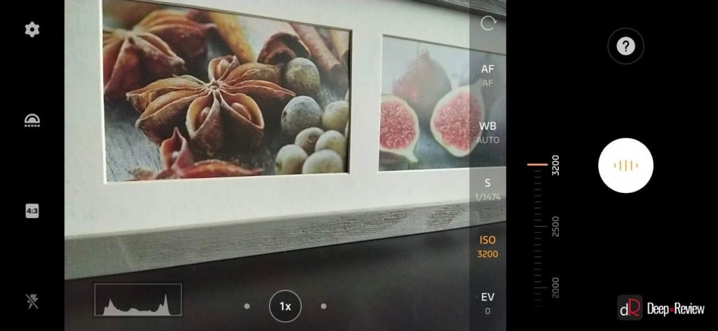 профессиональный режим камеры vivo v17