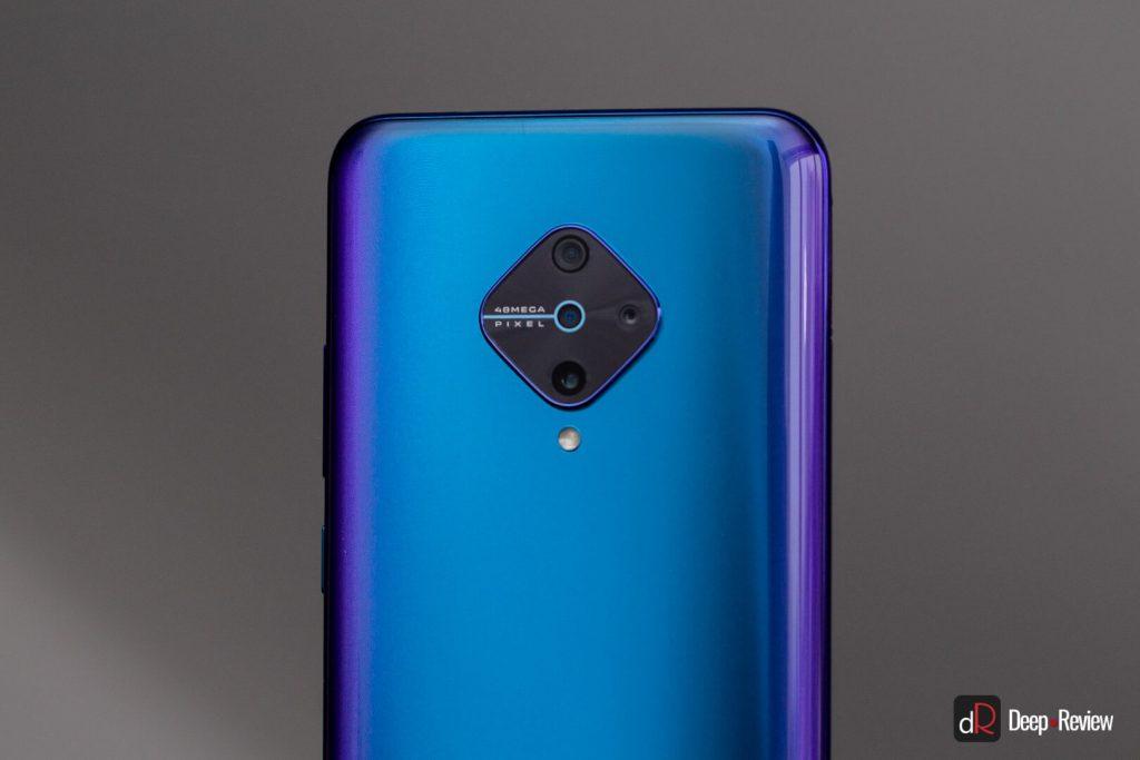 дизайн основной камеры vivo v17