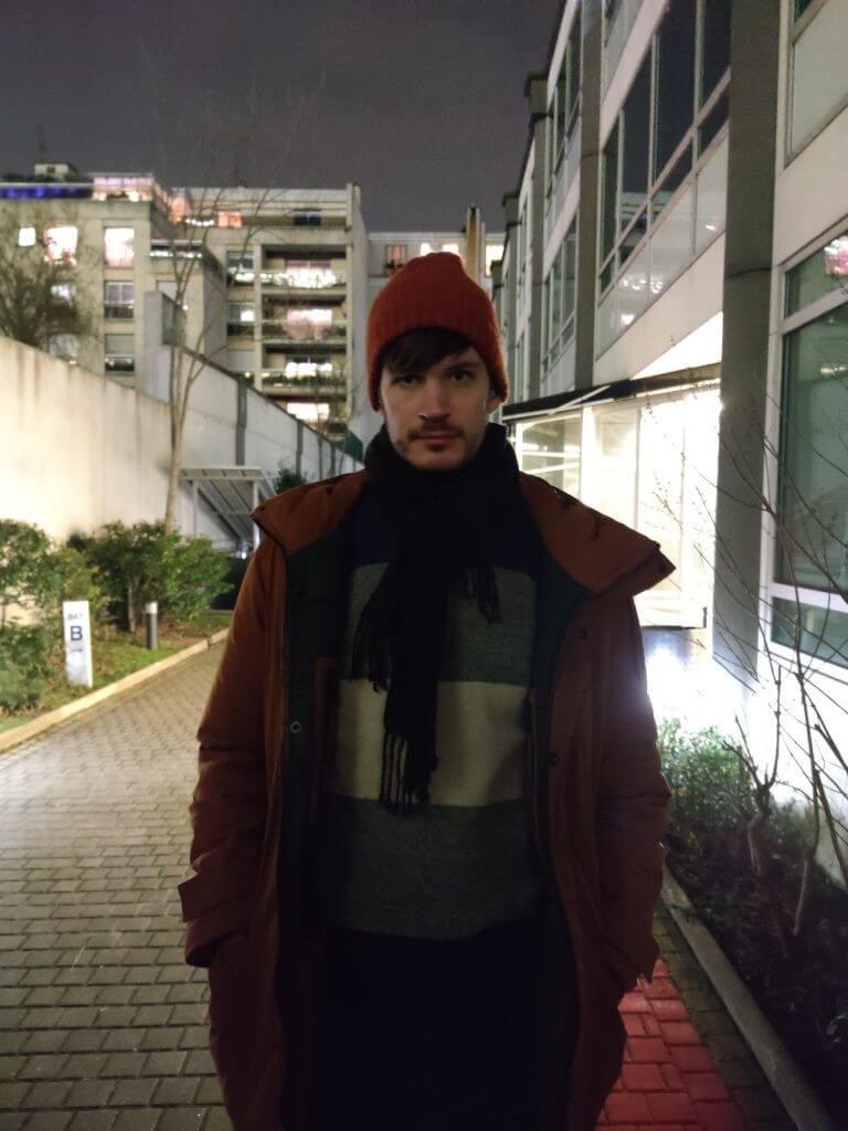 портрет ночью на xiaomi mi note 10 pro