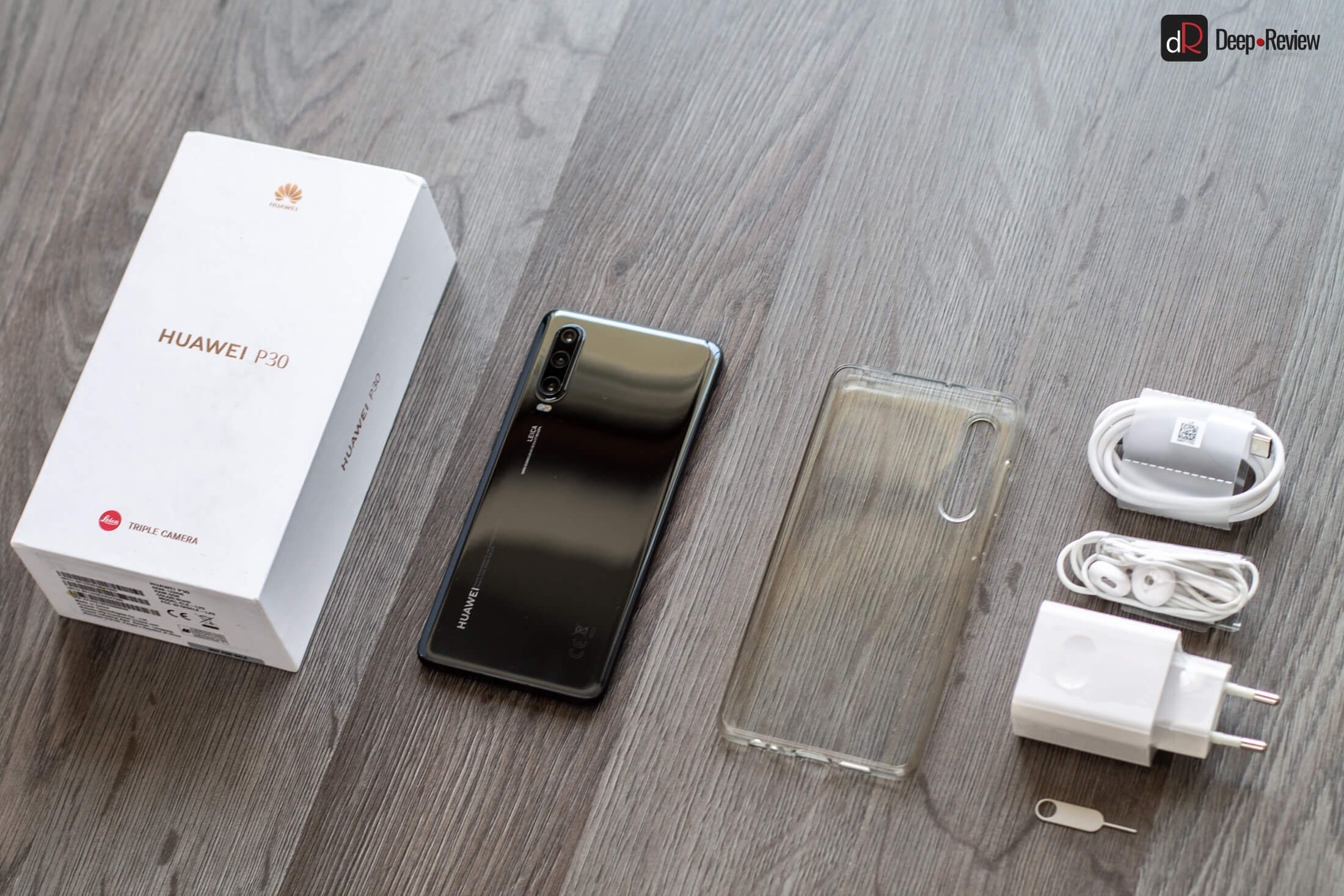 как настроить Huawei телефон
