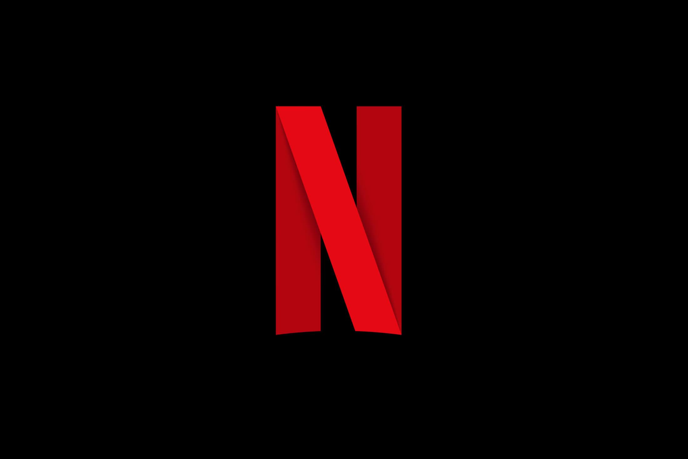 приложение netflix (логотип)