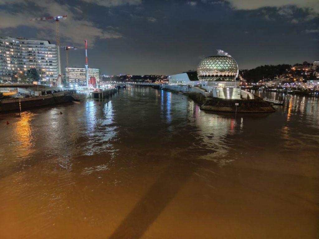 пример ночного снимка на xiaomi mi 10 pro