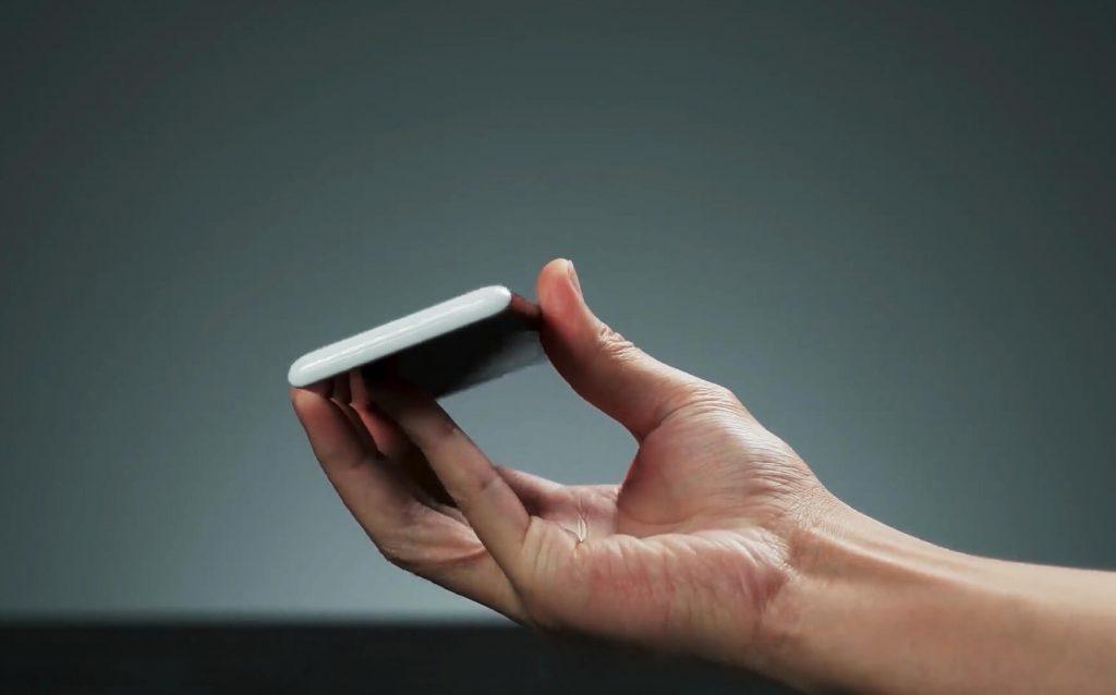 нижняя грань смартфона Vivo APEX 2020