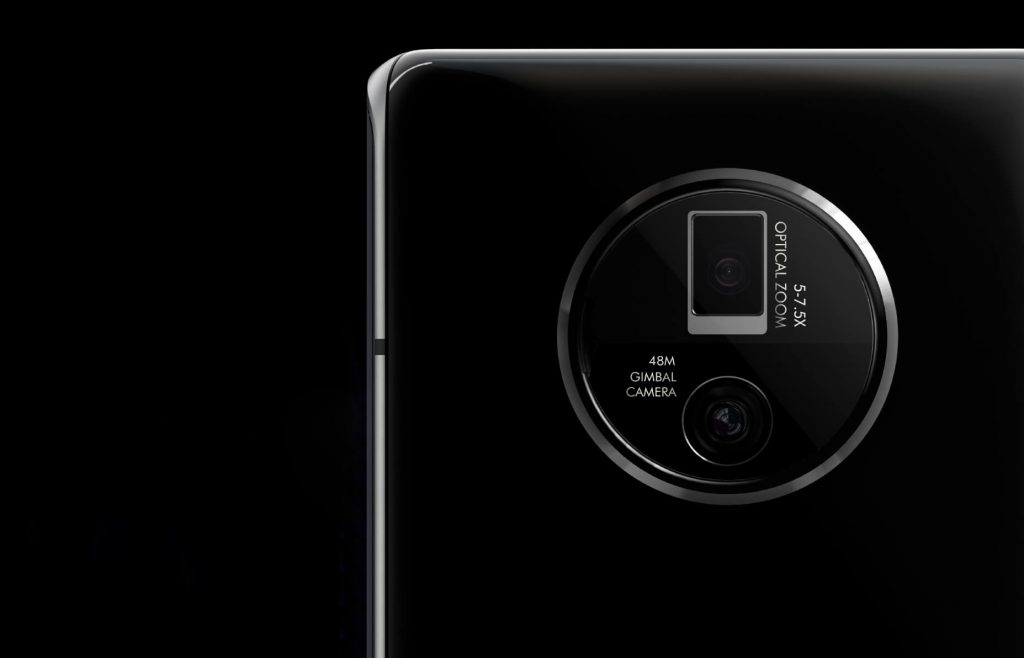 камера vivo apex 2020