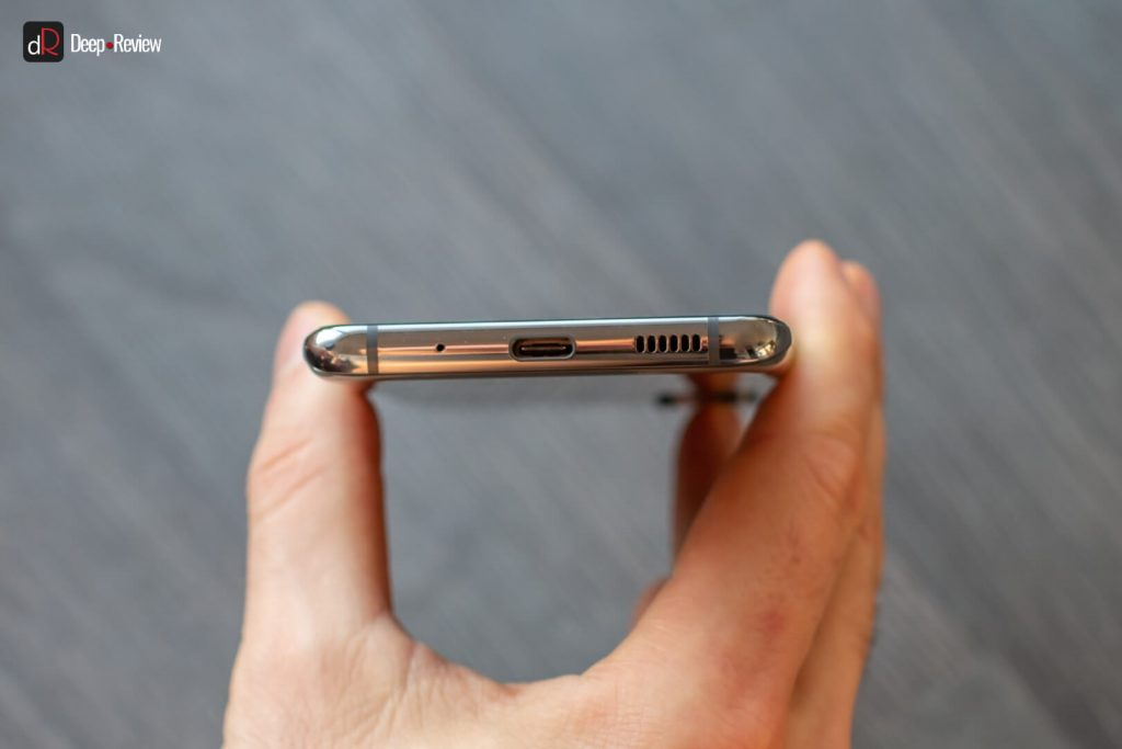 Samsung Galaxy S20 снизу