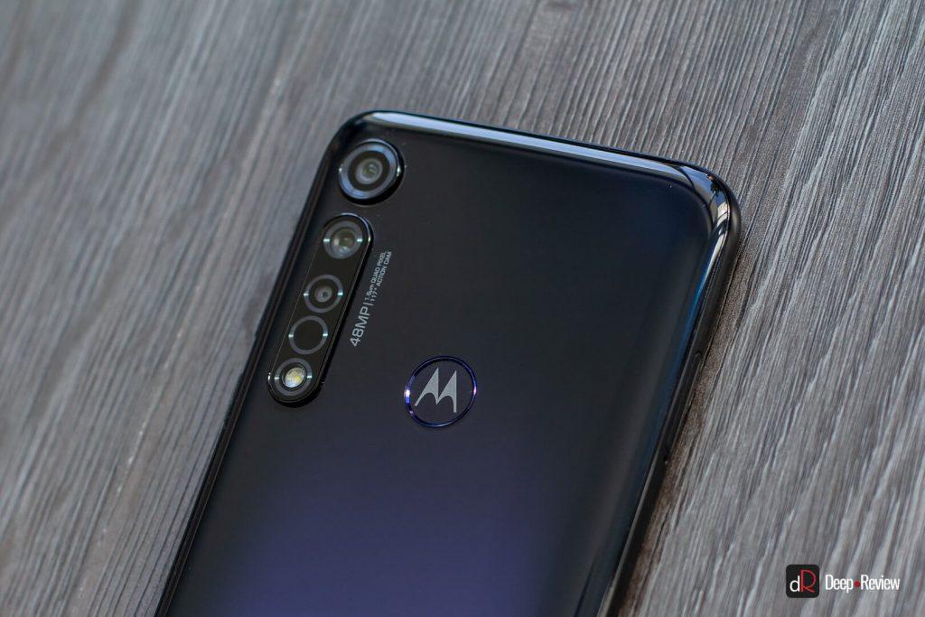 задняя спинка Motorola Moto G8 Plus