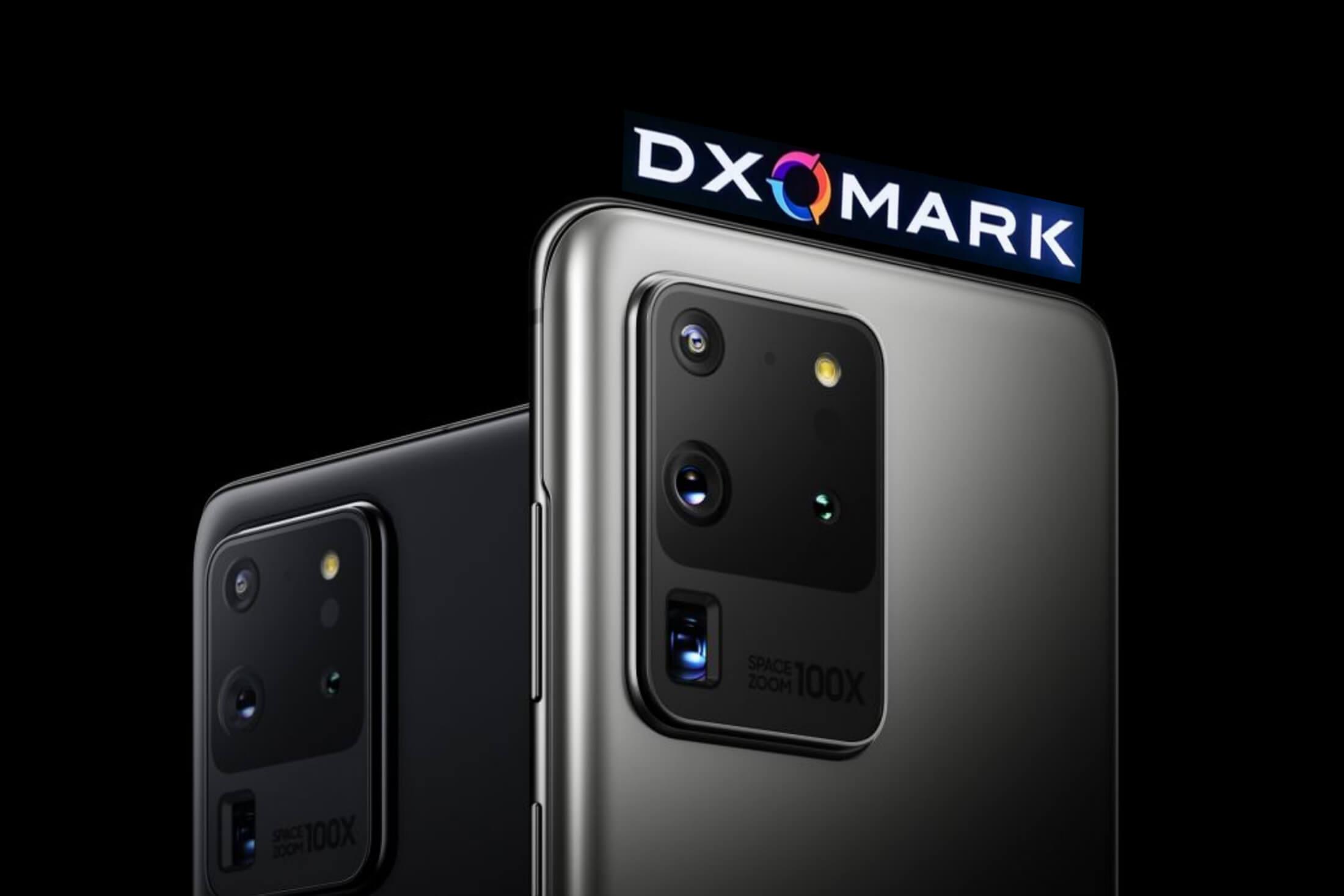 dxomark samsung galaxy s20 ultra