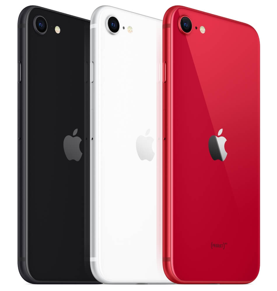 дизайн iphone se 2020
