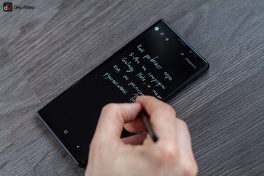 как работает S-Pen и распознавание текста