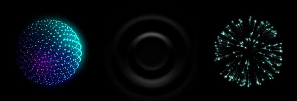 анимация отпечатка пальца на huawei p40