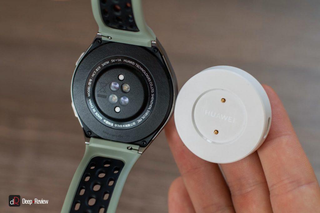 зарядка и датчики huawei watch gt 2e