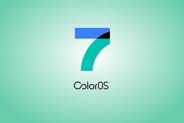 ColorOS 7 лого