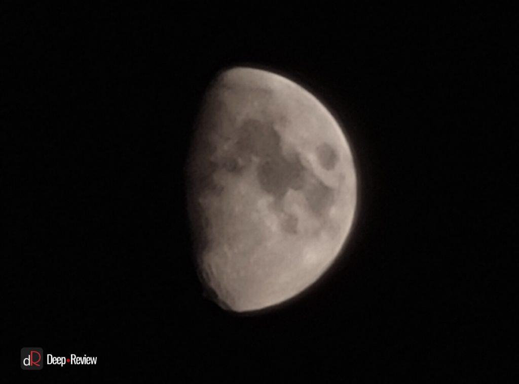пример снимка луны на galaxy note 20 ultra