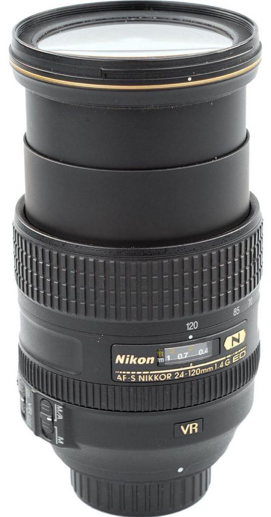 Nikon Nikkor 24-120mm