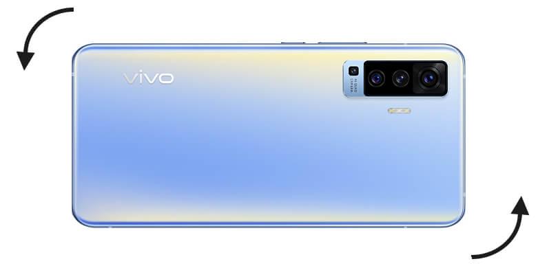 стабилизация изображения vivo x50