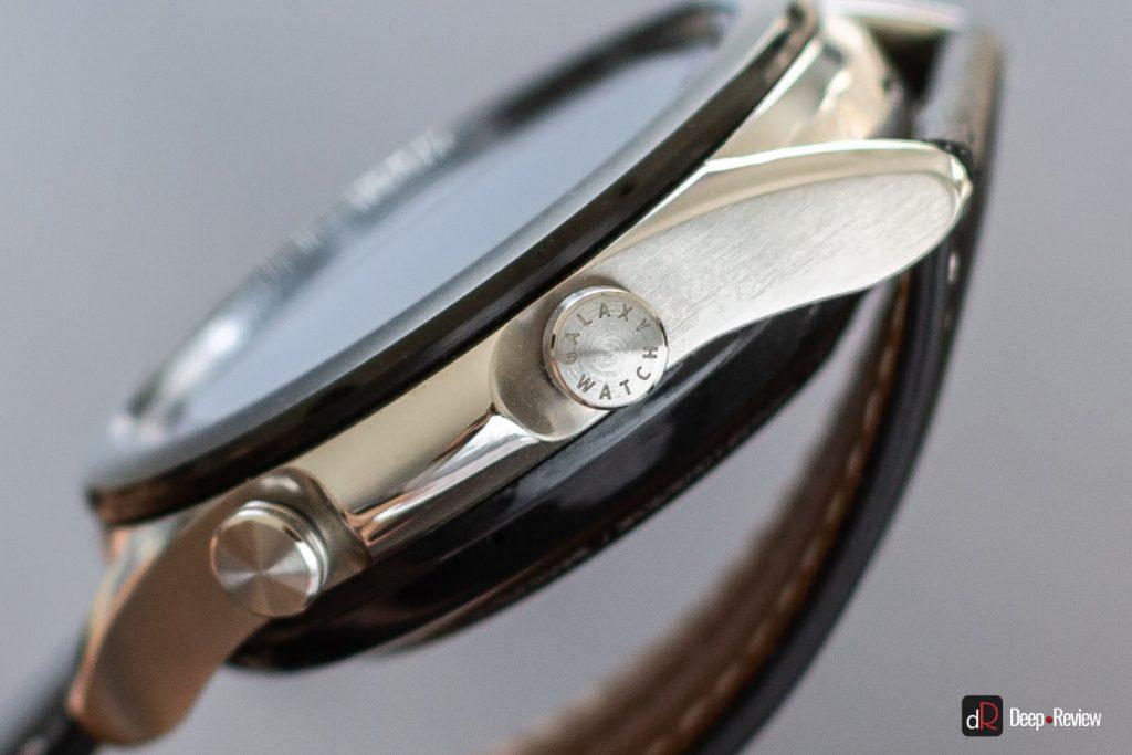 верхняя кнопка Galaxy Watch 3
