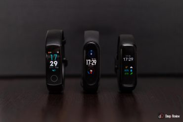 сравнение mi band 5, honor band 5 и galaxy fit 2