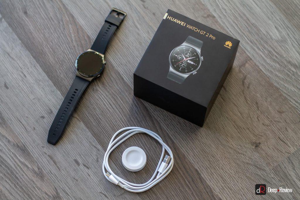 комплектация Huawei Watch GT 2 Pro