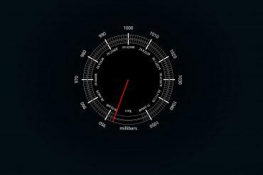 как работает барометр в телефоне и часах