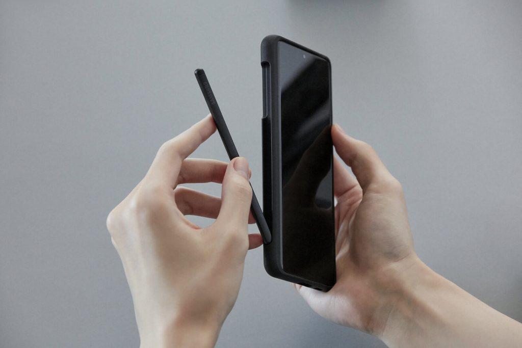 перо S Pen для Galaxy S21 Ultra