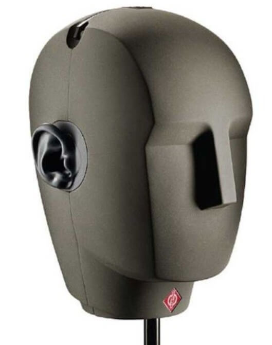 микрофон dummy head для бинауральной записи