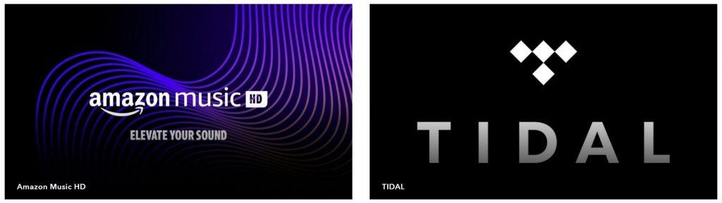 dolby atmos в приложениях tidal и amazon music