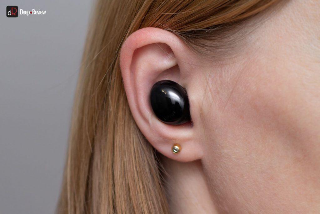 как samsung galaxy buds pro смотрятся в ушах