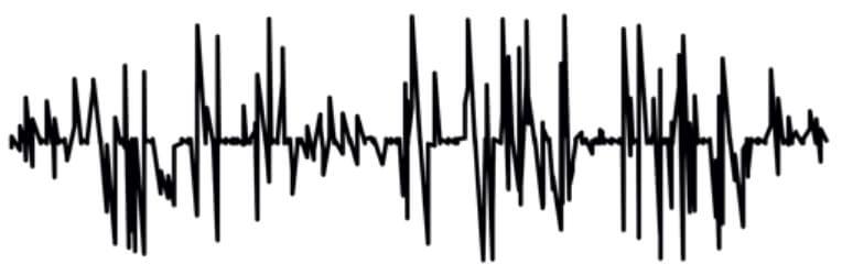 настоящая звуковая волна