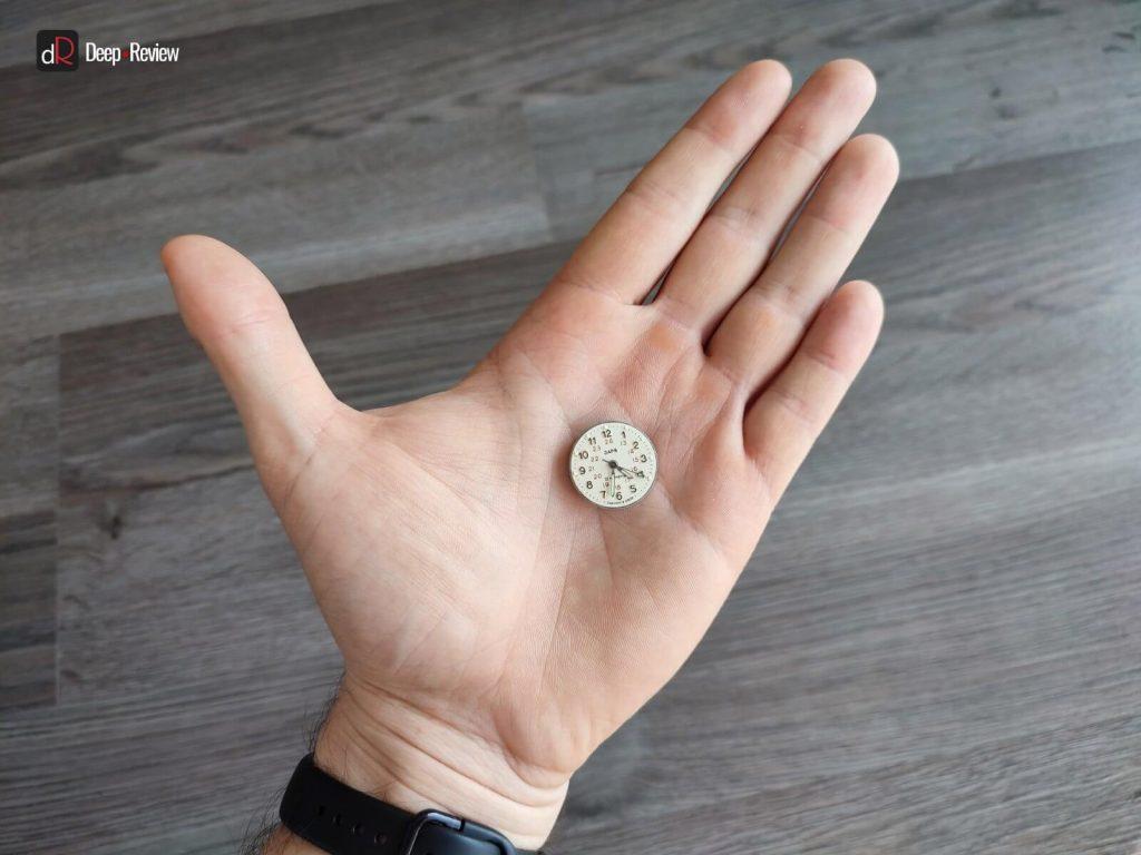 фото часов на redmi note10 pro
