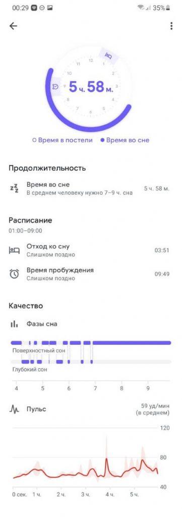 синхронизация с google fit